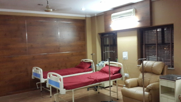 34 Heart Care Preet Vihar BCA Room