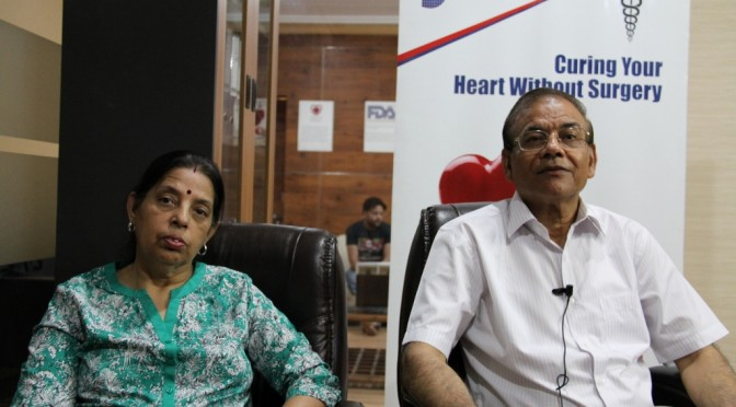 Mr. & Mrs. Yogesh Mathur Testimonial